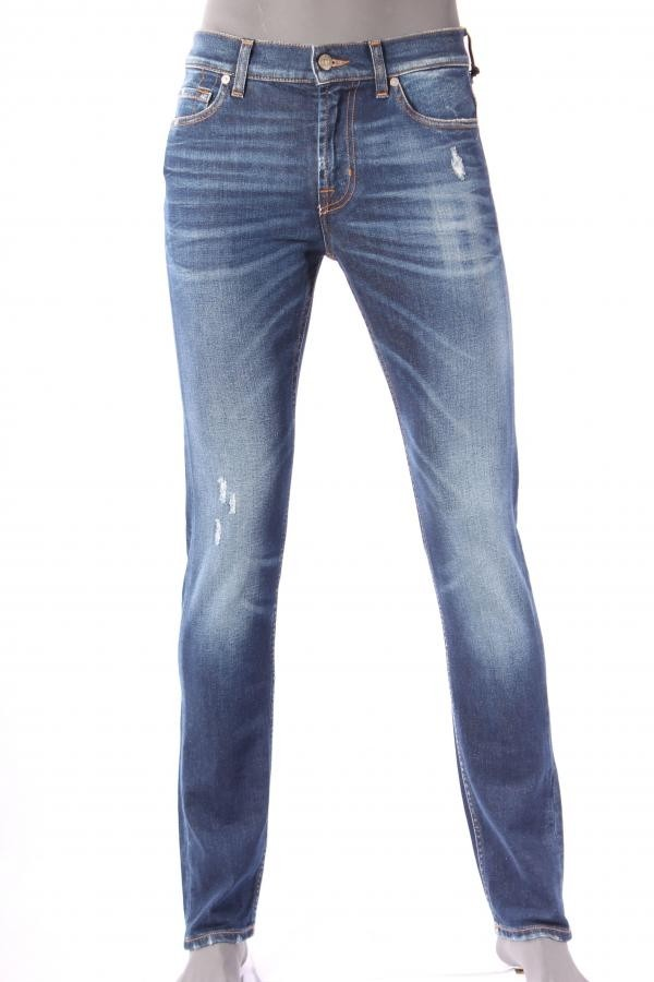 15863Jeans_7_For_All_Mankind_Donkerblauw