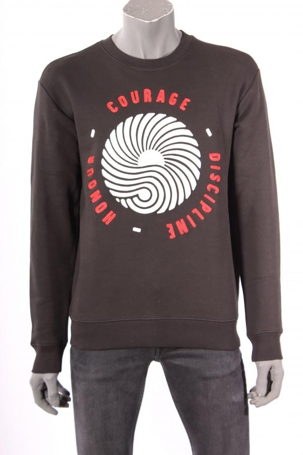17657Sweater_McQ_Zwart