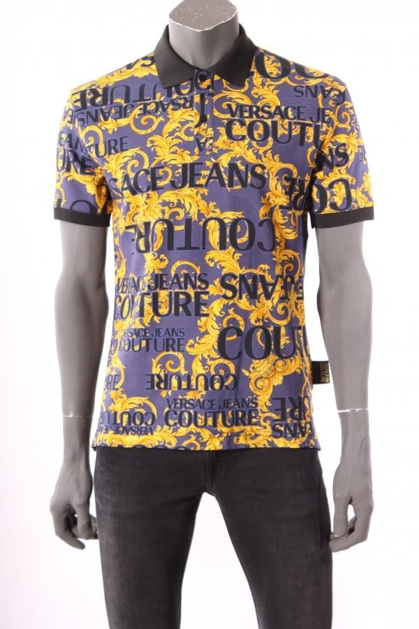 18157Polo_Versace_Jeans_Couture_Print