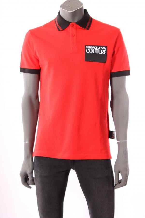 18163Polo_Versace_Jeans_Couture_Rood