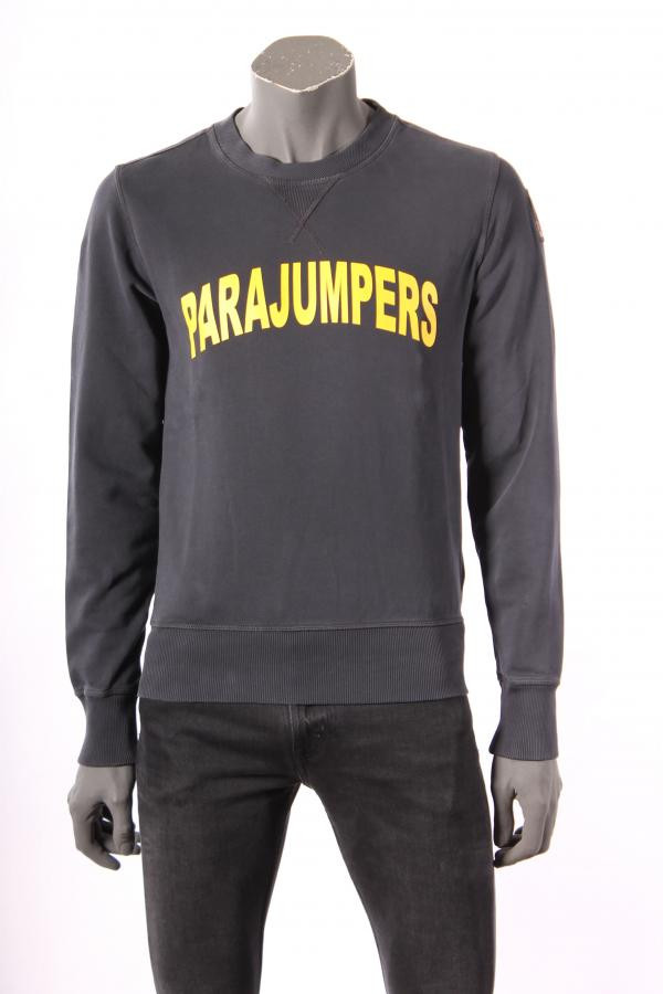 Sweater_Parajumpers_Donkergrijs