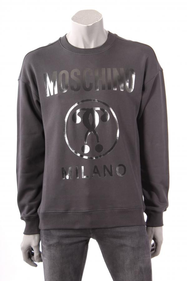 Sweater_Moschino_Zwart