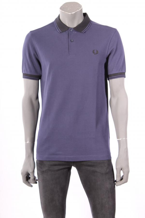 Polo_Fred_Perry_Blauw