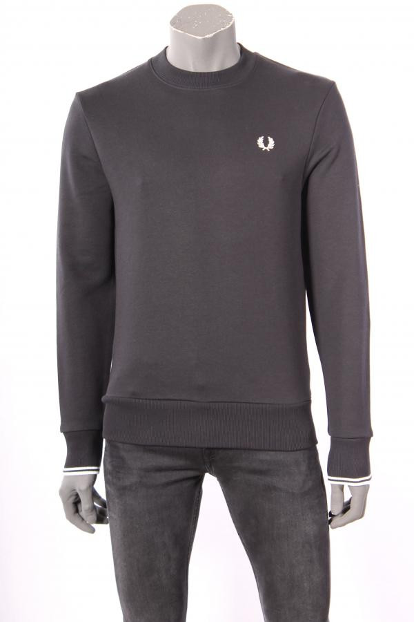 Sweater_Fred_Perry_Zwart
