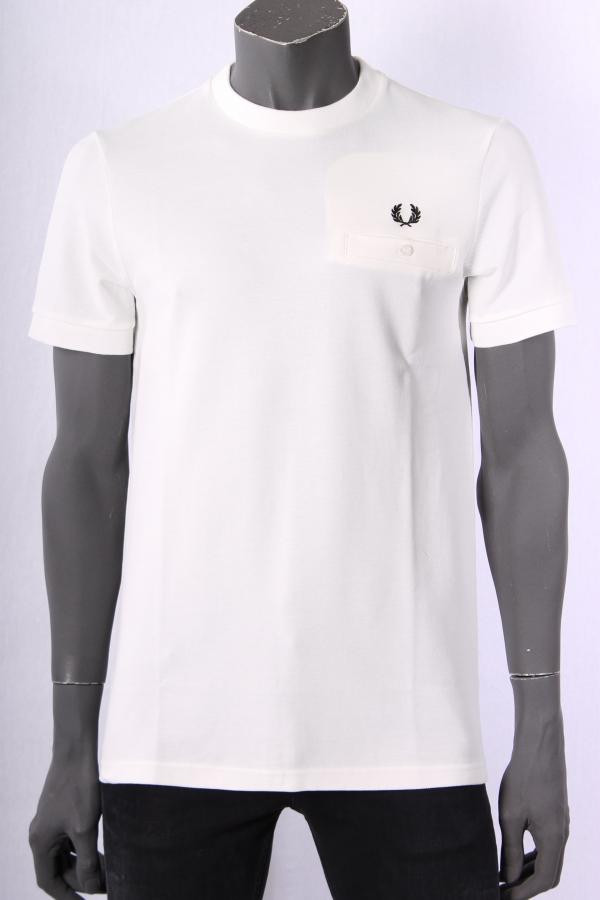T_shirt_Fred_Perry_Wit