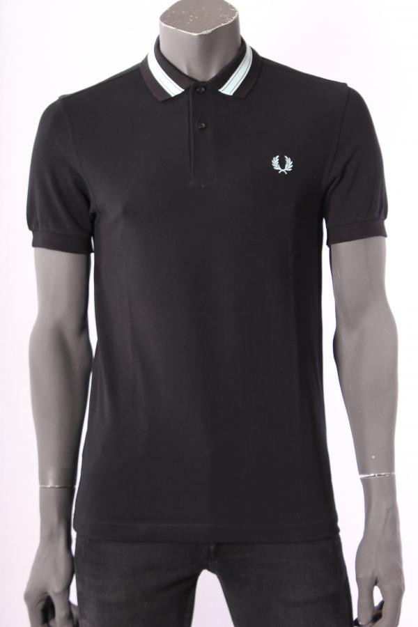Polo_Fred_Perry_Zwart_8
