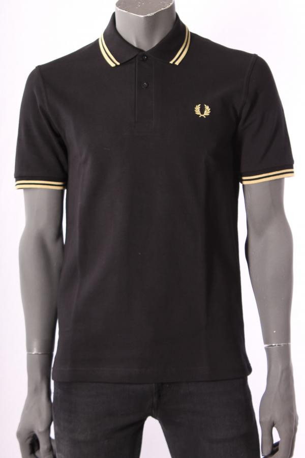 Polo_Fred_Perry_Zwart_12