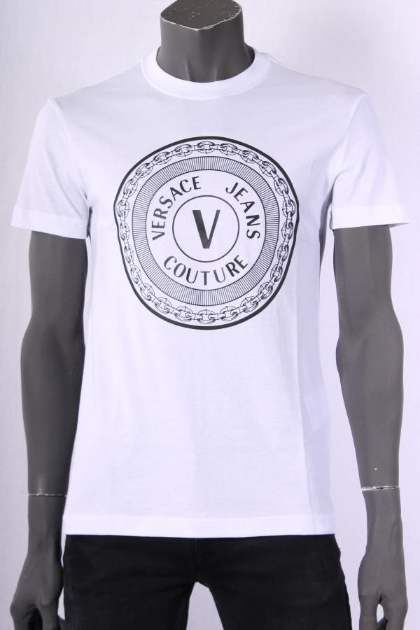T_shirt_Versace_Jeans_Couture_Wit