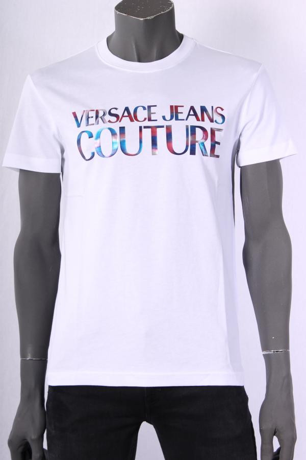 T_shirt_Versace_Jeans_Couture_Wit_4