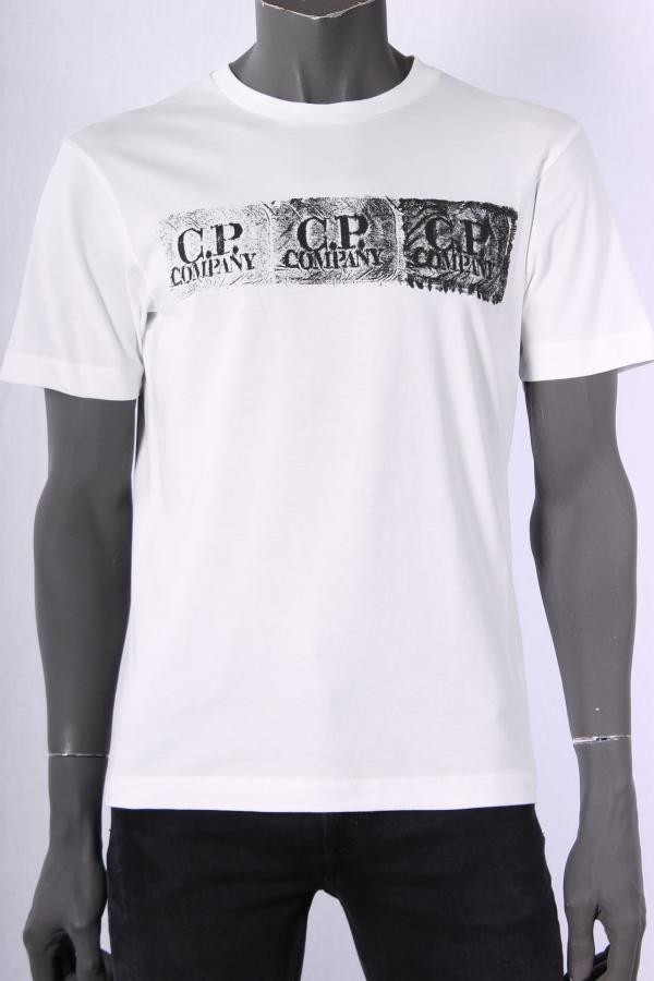 T_shirt_CP_Company_Wit_4