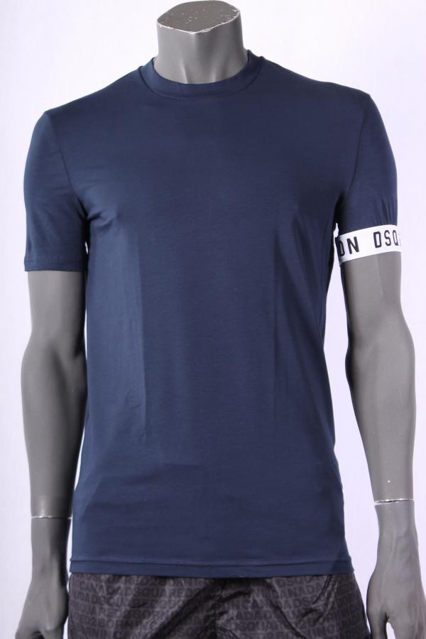 T_shirt_Dsquared2_Blauw_8