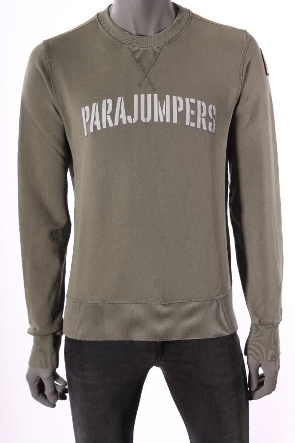 7778Sweater_Parajumpers_Groen