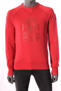 10847Sweater_Parajumpers_Rood