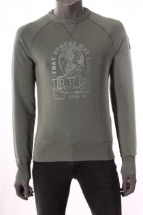 10854Sweater_Parajumpers_Groen