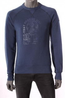 10859Sweater_Parajumpers_Blauw