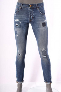 11887Jeans_Don_the_Fuller_Used_Blauw