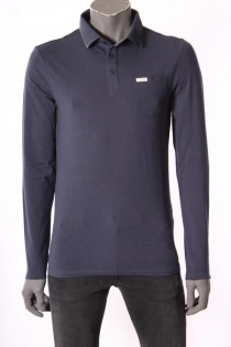 14524Polo_Guess_Blauw