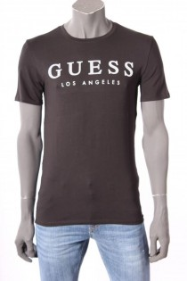 16337T_shirt_Guess_Zwart