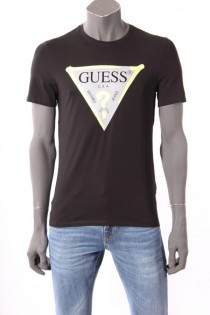 16344T_shirt_Guess_Zwart