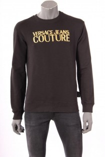 16478Sweater_Versace_Jeans_Couture_Zwart