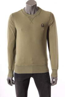 16800Sweater_Parajumpers_Groen