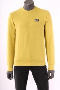 17545Sweater_EA7_Geel