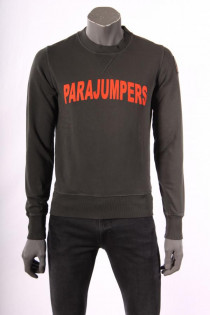 Sweater_Parajumpers_Donkergroen