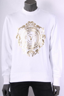 Sweater_Versace_Jeans_Couture_Wit