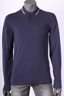 Polo_Fred_Perry_Blauw_4