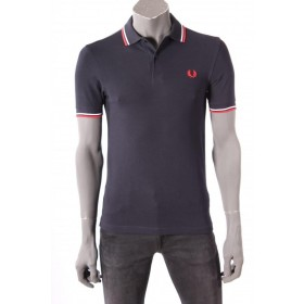 Polo Fred Perry Donkerblauw