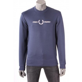 Sweater Fred Perry Blauw