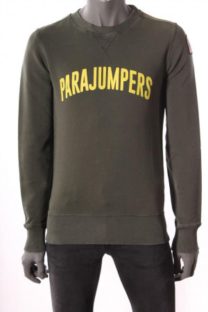 12588Sweater_Parajumpers_Donkergroen